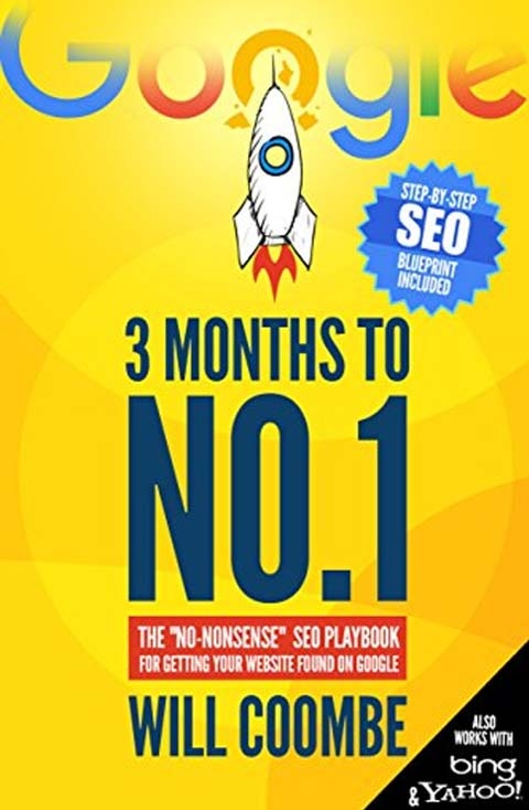 3 Months to No. 1 Book on SEO