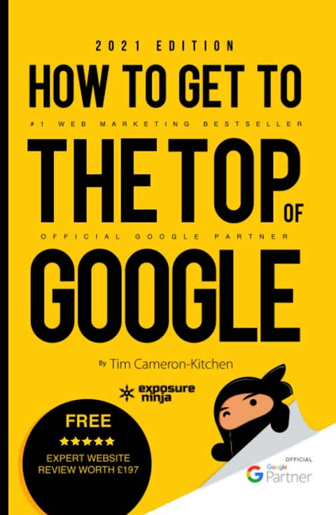 How to Get to the Top of Google Book