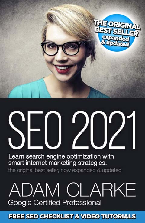 Second best books on search engine optimization: SEO 2021