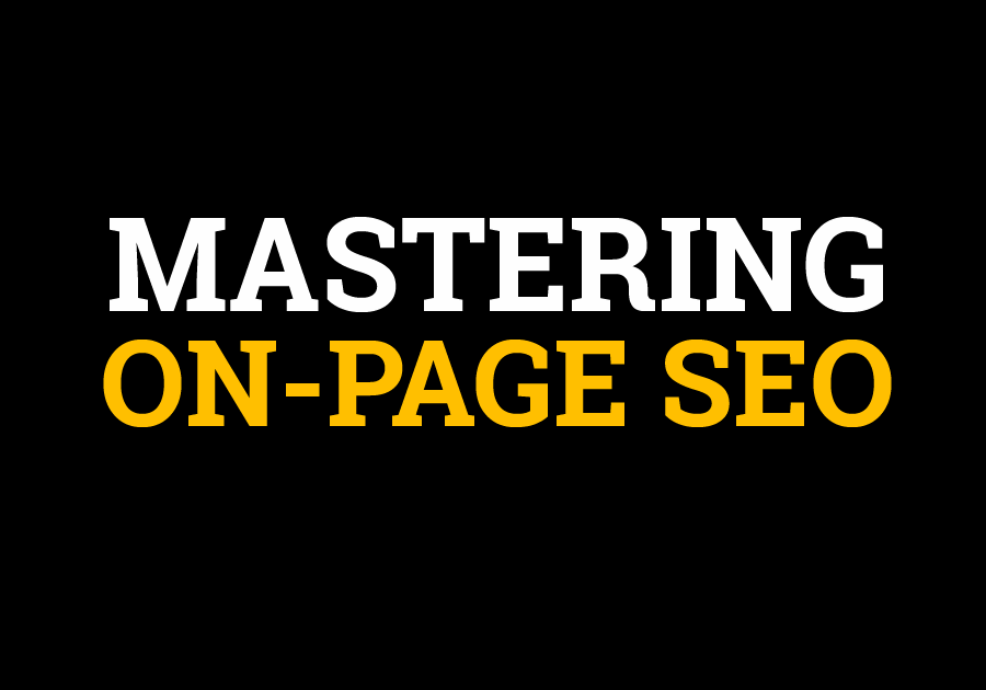 Mastering On-Page SEO Course