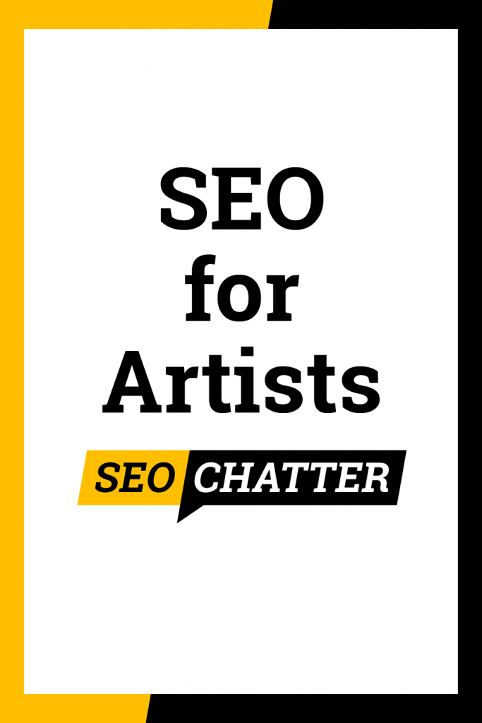 SEO for Artists
