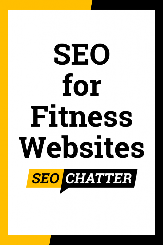 SEO for Fitness