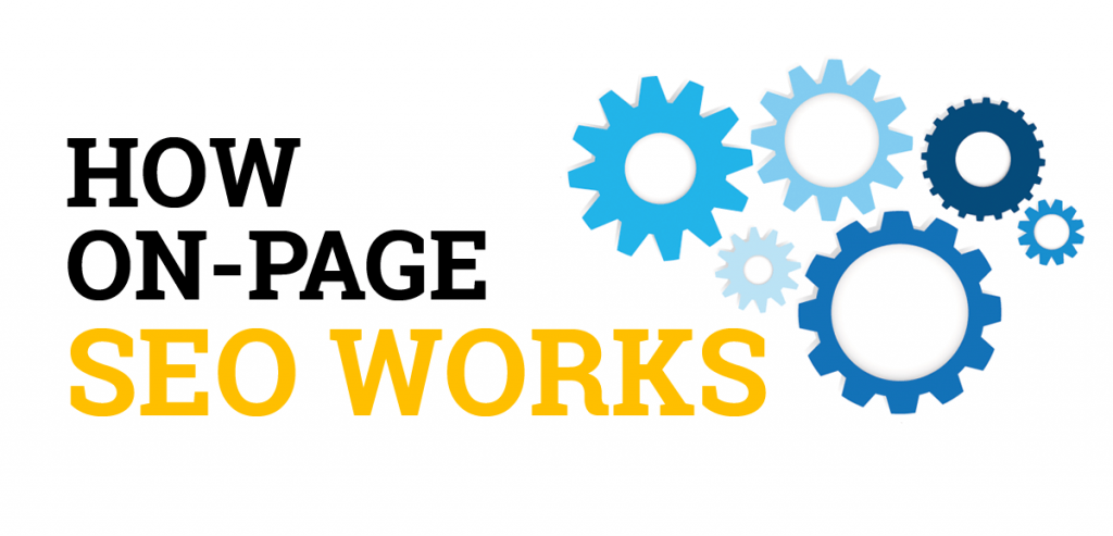 How on-page SEO works