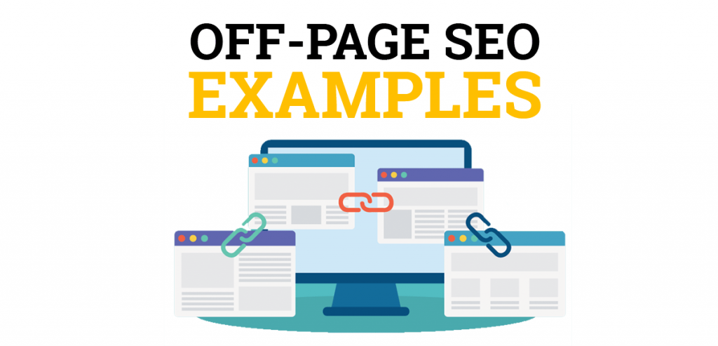 Off-page SEO examples & types
