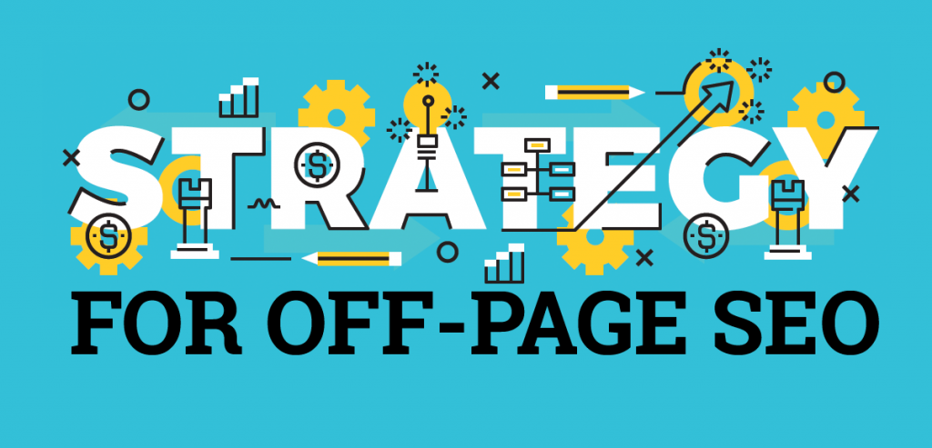 Off-page SEO strategy & tactics