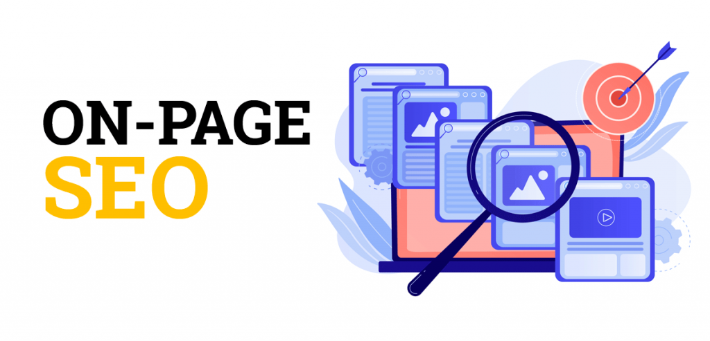 What is on-page SEO optimization