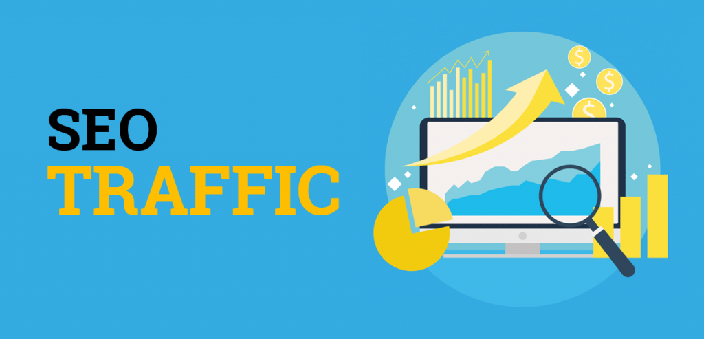 What is SEO traffic